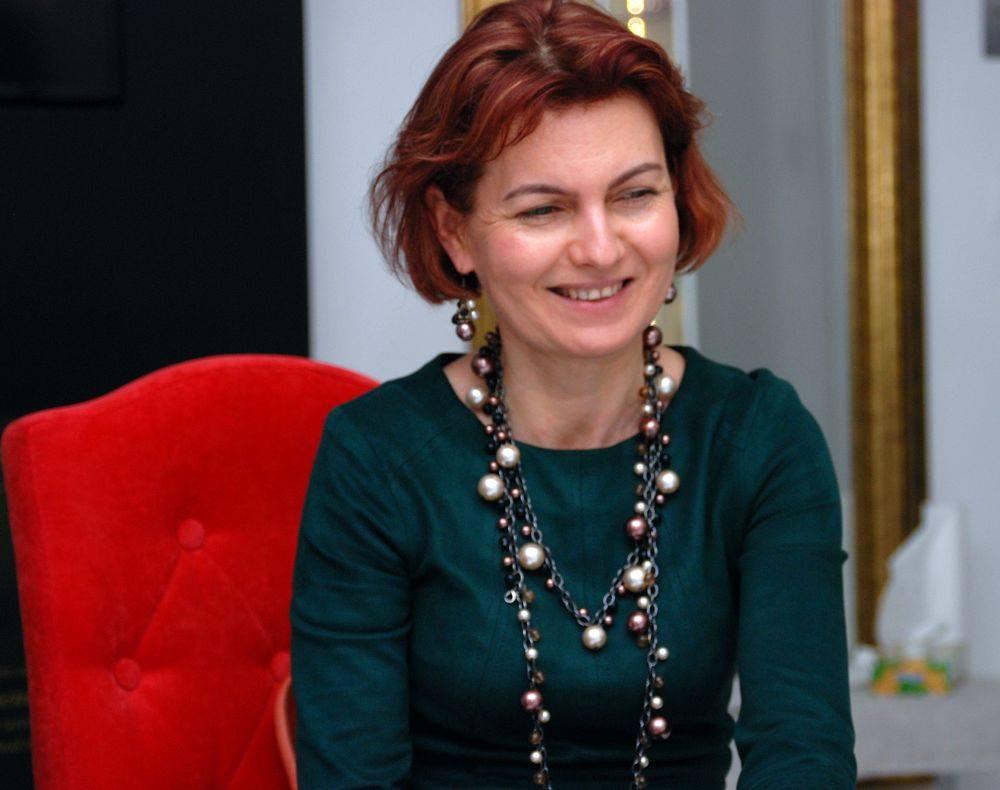 Astrolożka Ewa Kornafel