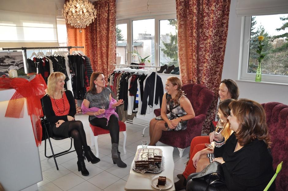 spotkanie urodzinowe salonu ANNA NOCON