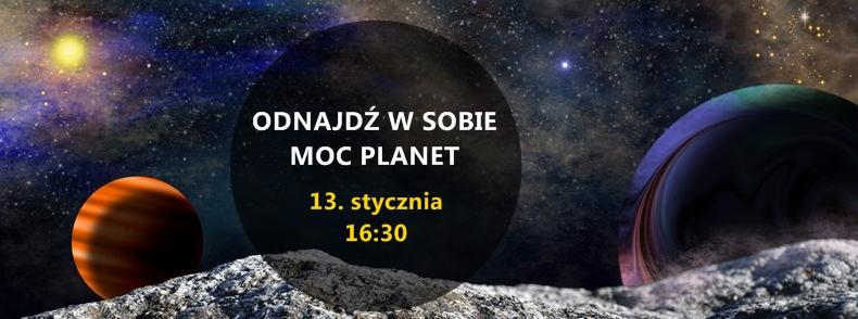 odkryj moc planet