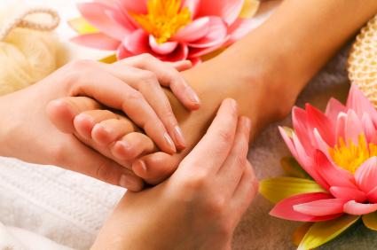 masaże pielęgnacyjne dla stóp
