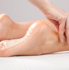 zabieg refleksoterapii stóp