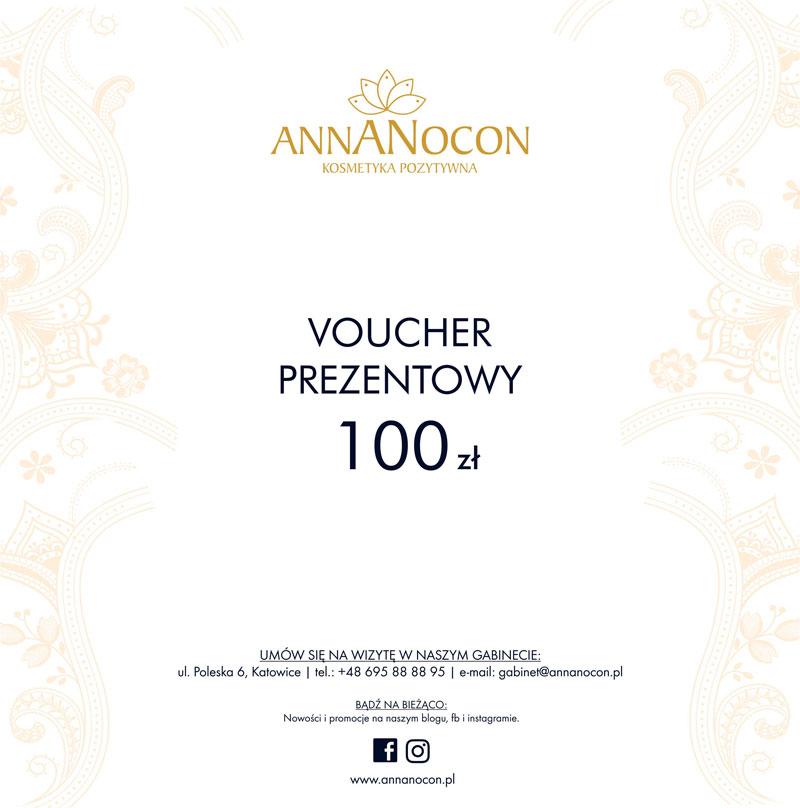 Voucher na prezent 100 zł