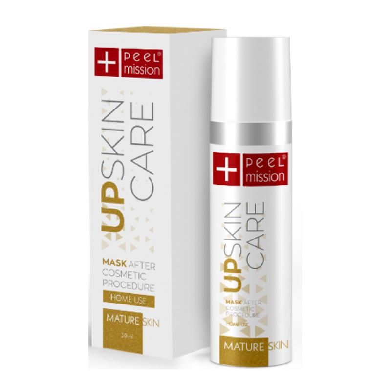 Up Skin Care for Mature Skin Peel Mission