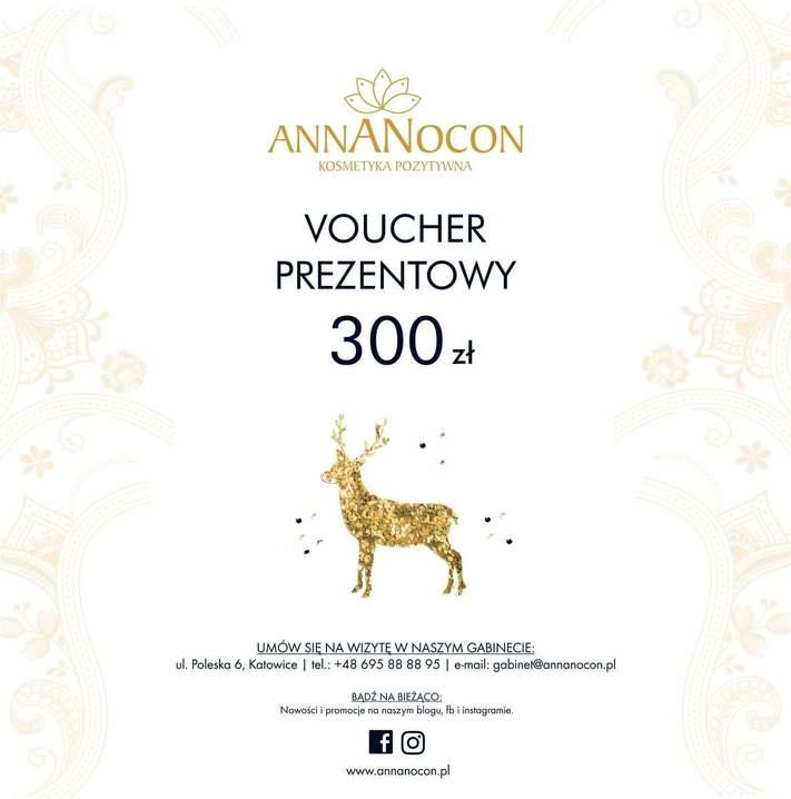 Anna NocońKarnet 300 zł
