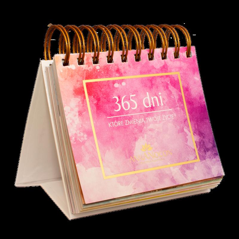 Codziennik Anna Nocon kalendarz uniwersalny
