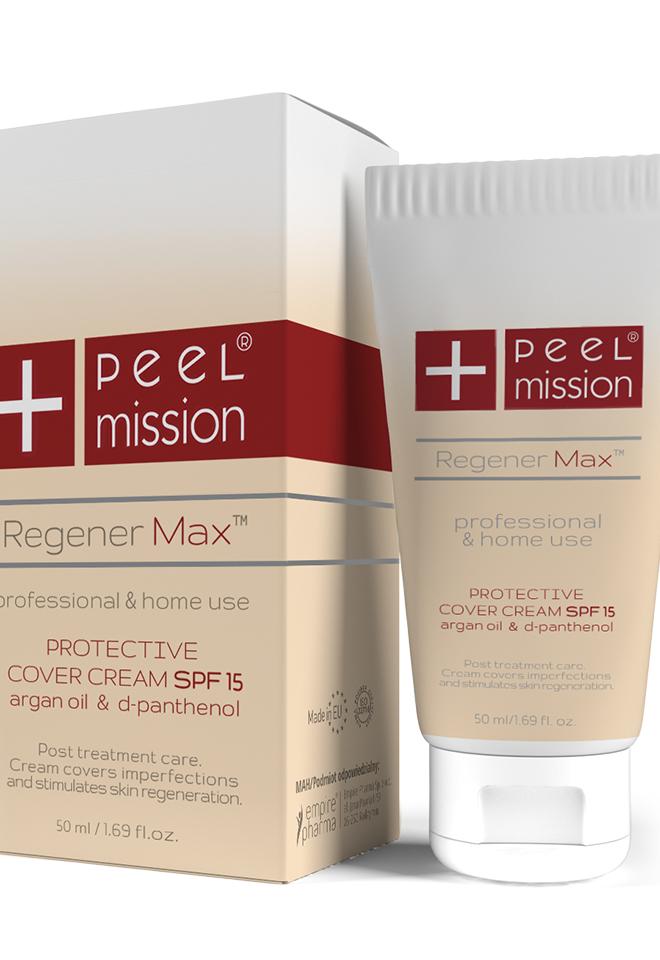 Regener Max™ Protective Cover Cream SPF 15