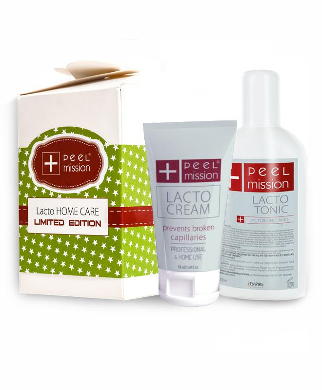 Zestaw Lacto Cream i Lacto Tonic – limitowana świąteczna edycja