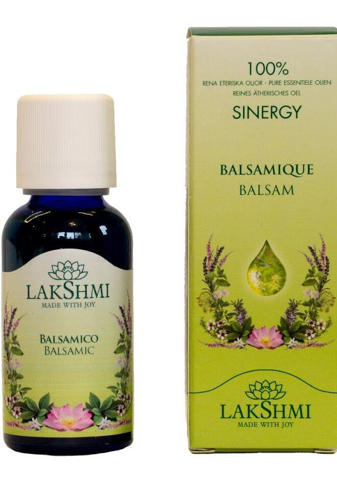 Łagodzący olejek esencjonalny balsamico