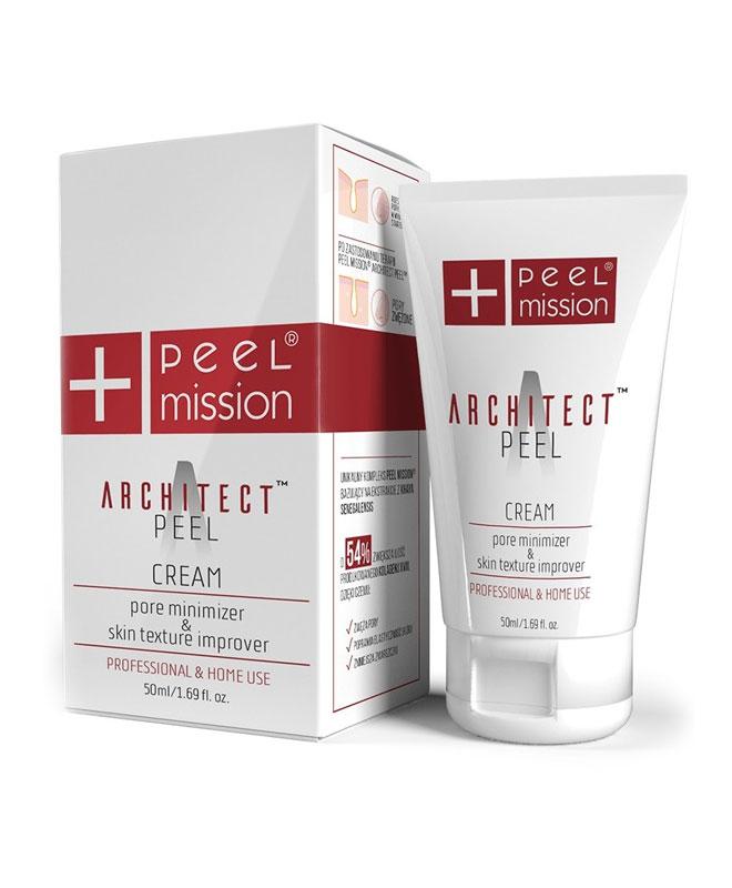 Architect Peel Krem Peel Mission