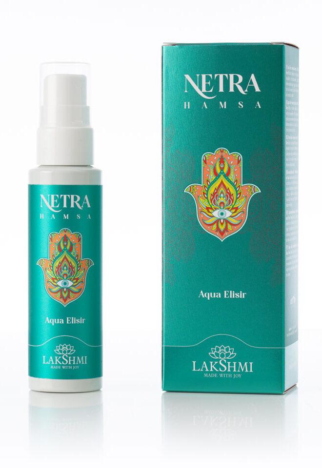Reminalizująca woda eliksir z aloesem Lakshmi NETRA