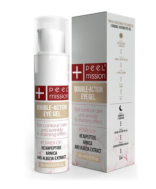 Double-Action Eye Gel Peel Mission